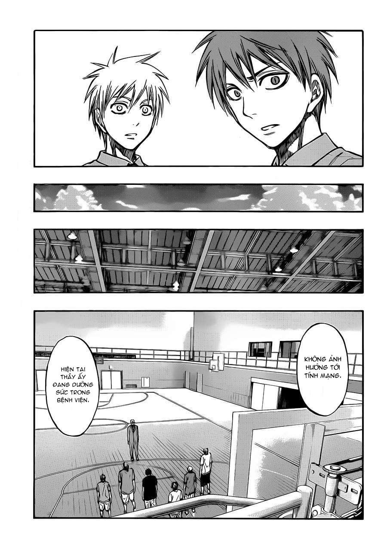Kuroko No Basket chap 219 trang 9