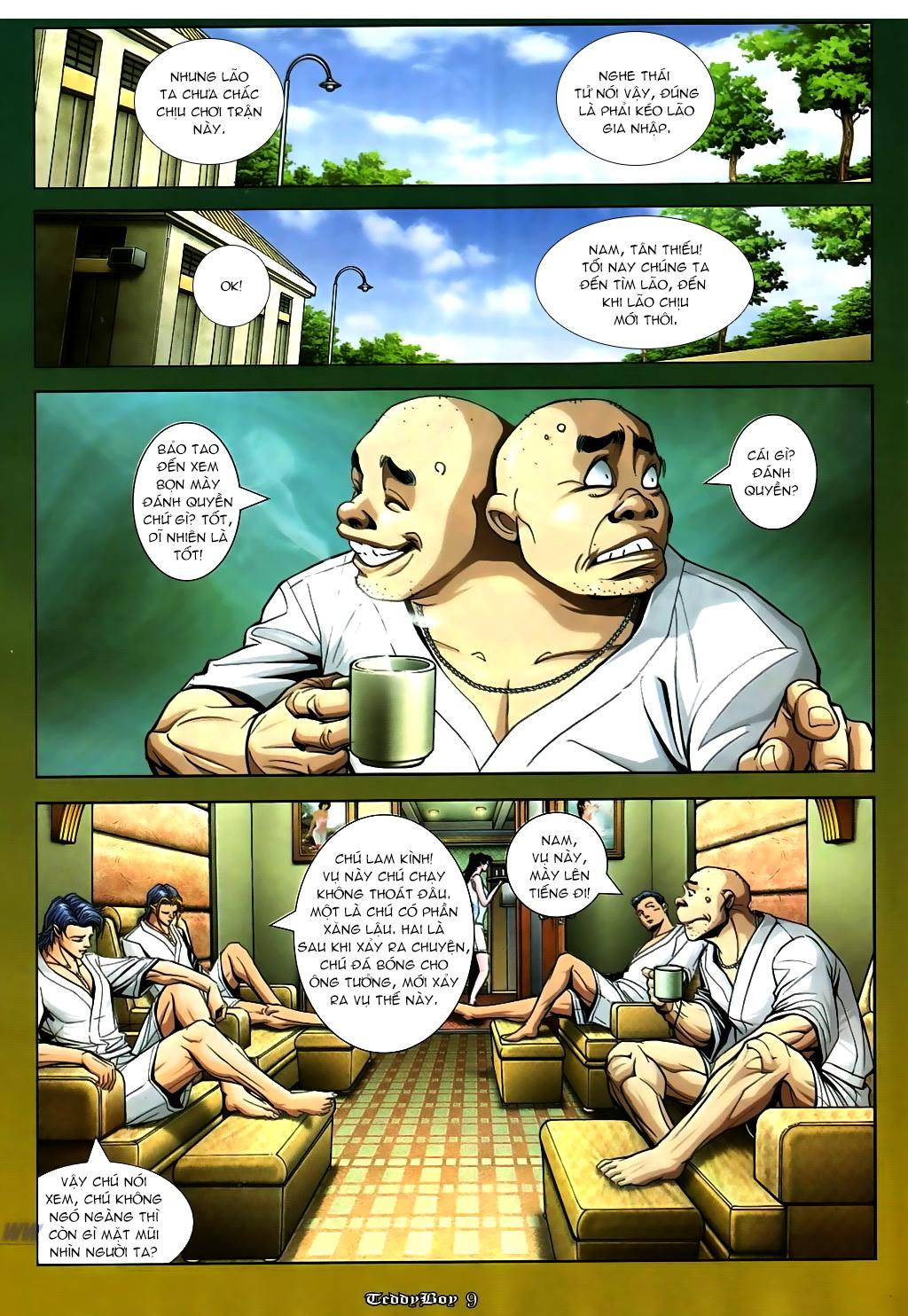 Người Trong Giang Hồ Chap 866 - Truyen.Chap.VN