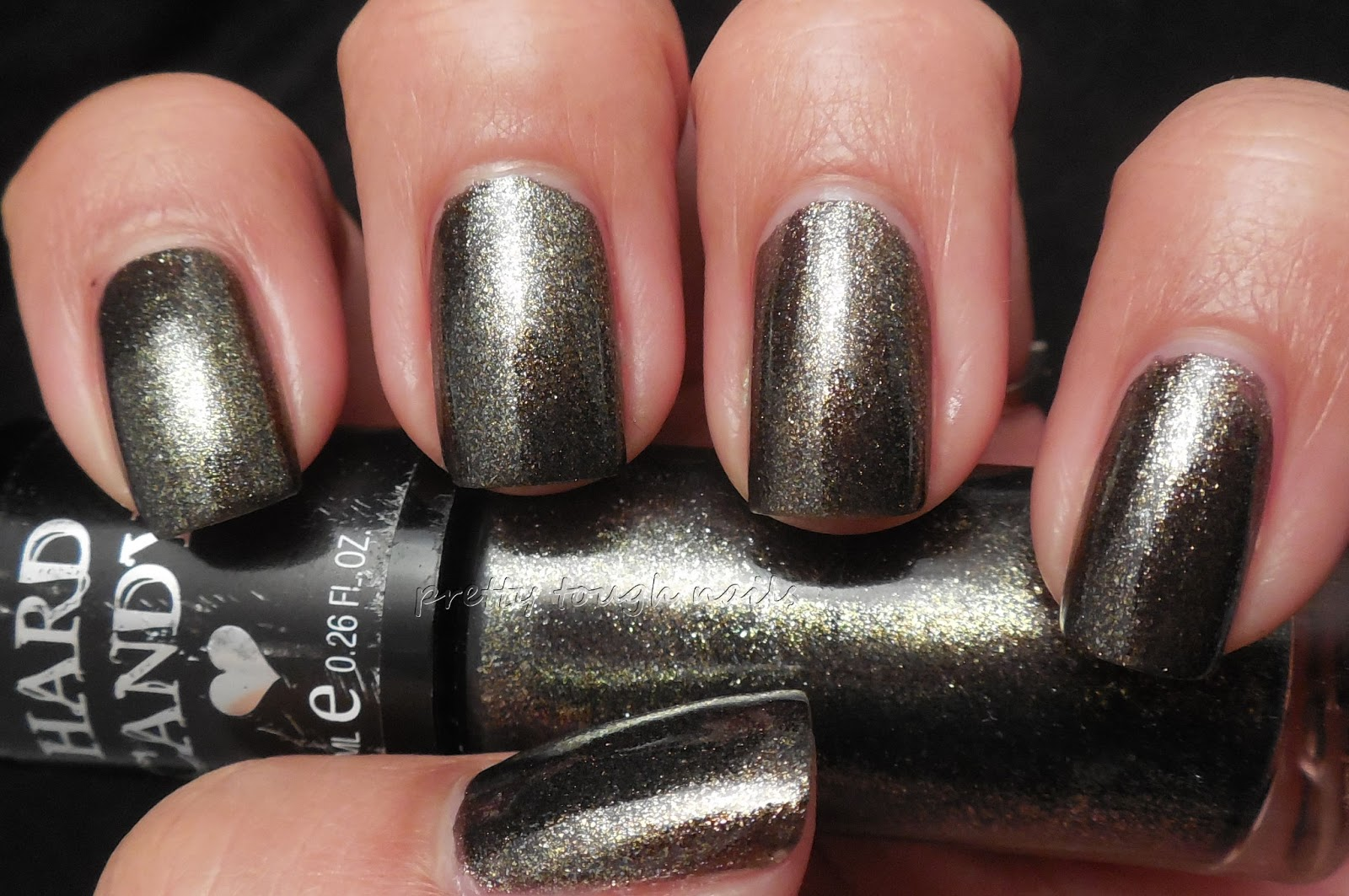 d64e8c1997 pretty::tough::nails::: Hard Candy Crush On Tin Swatch And Review