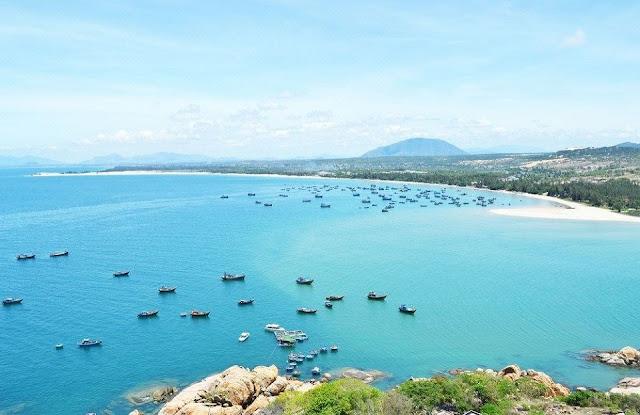 Thánh địa bình yên Hàm Thuận Nam