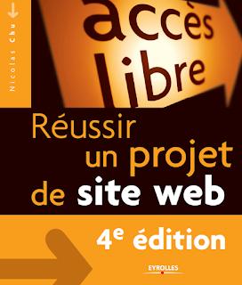 Livre PDF gratuit [ Réussir un projet de site web ]