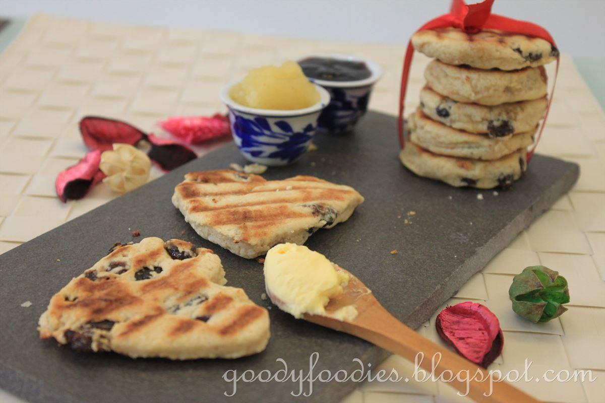 Welsh Cakes Recipe Usa Measurements