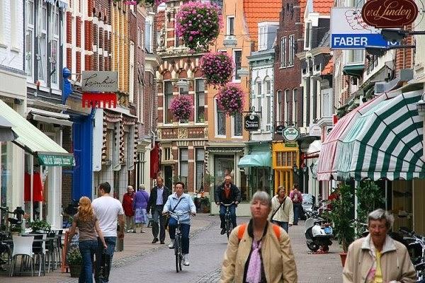 Kleine Houtstraat, Haarlem