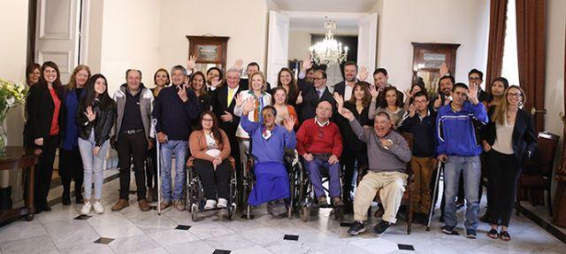 Prestaciones para rehabilitación de más de 350 mil personas con discapacidad