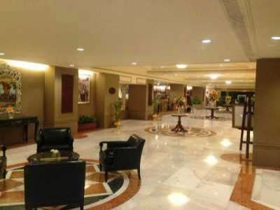 Location for the Taj Banjara Hotel in the city of nawabs - Hyderabad