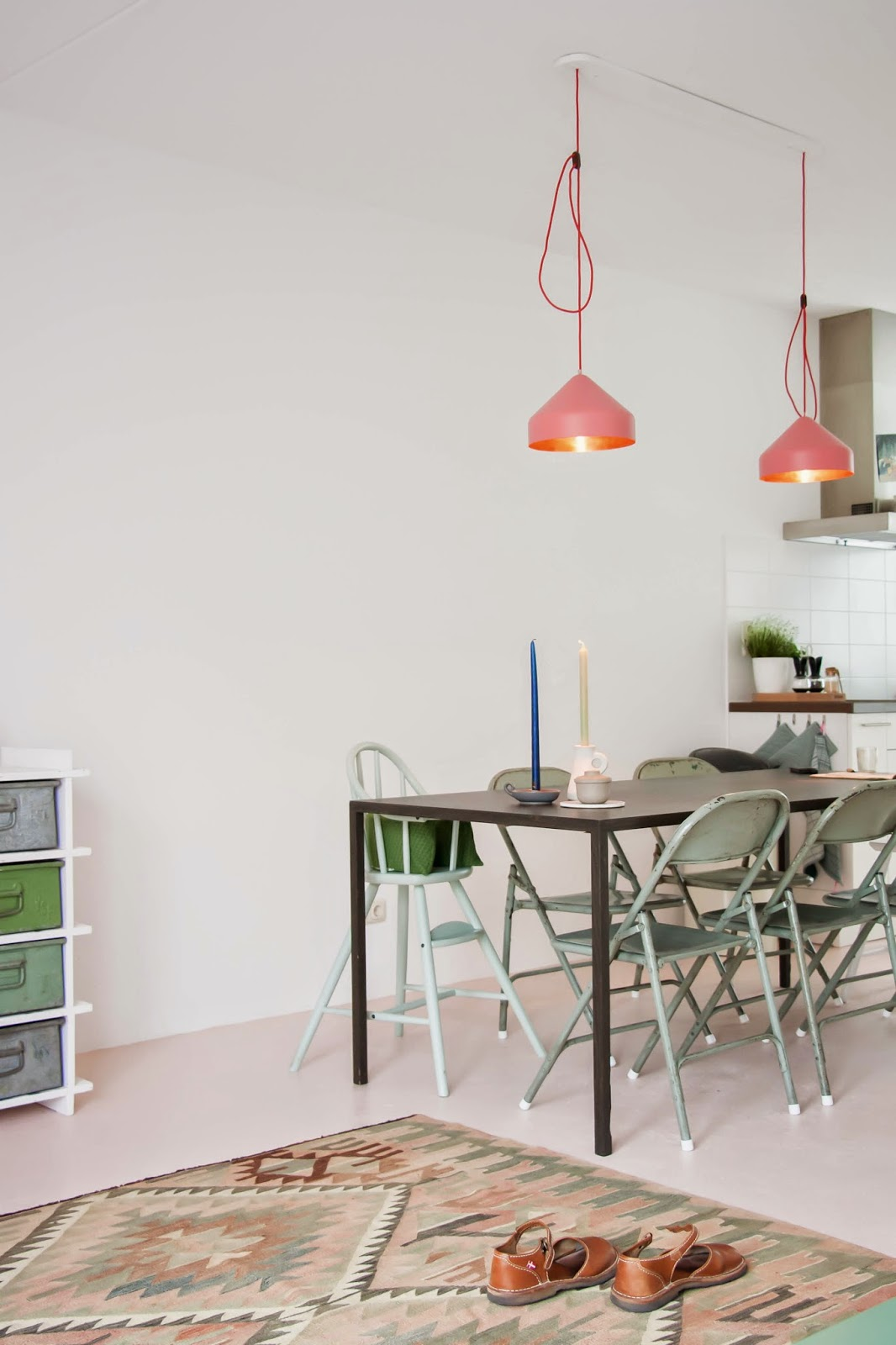 my scandinavian home the home of a dutch design duo. Black Bedroom Furniture Sets. Home Design Ideas