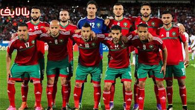 مشاهدة مباراة المغرب والنيجر بث مباشر اليوم 10-9-2019 في مباراة ودية