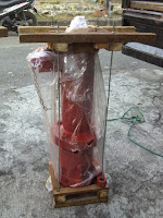 Hydrant Pillar One Way conecction Machino Coupling