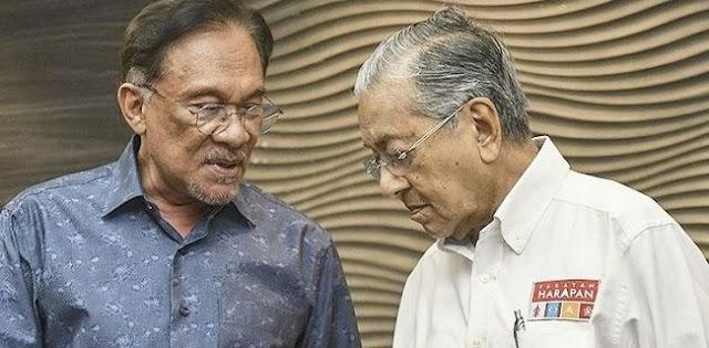 """Mahathir Mohamad: Bukan Kali Pertama Anwar Ibrahim Ingin """"Jatuhkan"""" Pemerintah"""