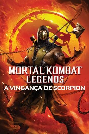 Mortal Kombat Legends - A Vingança de Scoarpion (2020) Download