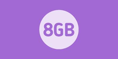 Cara Daftar Paket Internet AXIS 8GB 25RB 2021 Terbaru