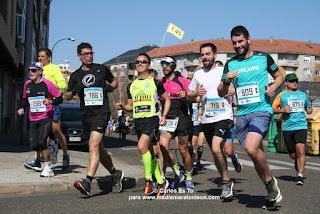 La media Maraton de Leon 2020