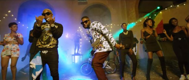 Download Video | Skales ft Harmonize - Oyoyo