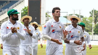 West Indies vs Pakistan 2nd Test 2021 Highlights
