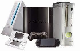 Spesifikasi Berbagai Jenis Game Console