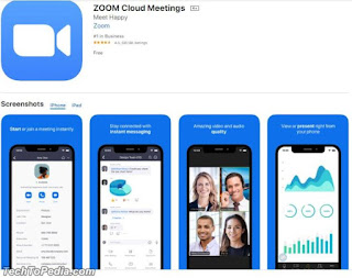 Zoom Video Meeting Application / Zoom Cloud Meetings