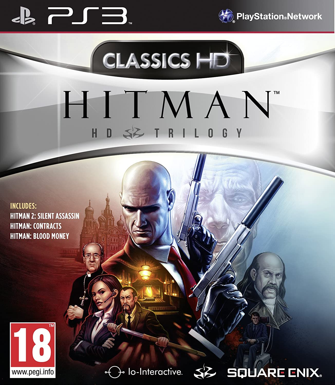 تحميل لعبة الأكشن لبلاي ستيشن  Hitman HD Trilogy PS3