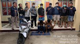 Polisi Tangkap Dua Orang Pemerkosa Gadis di Bengkulu, Salah Satunya Dibawah Umur