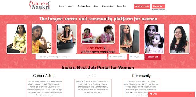freelancing portals for women