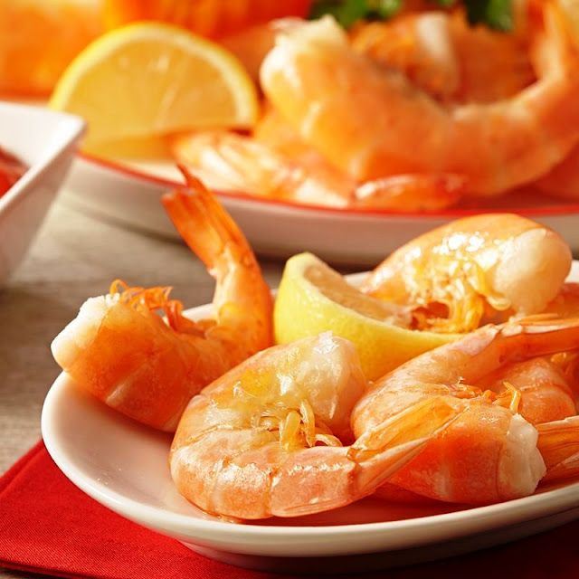 How to Boil Shrimp - 3