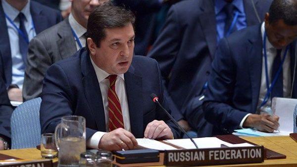 Rusia presenta en la ONU su plan de seguridad para el golfo Pérsico