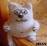 patron gato amigurumi, free amigurumi pattern cat