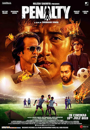 Poster Of Hindi Movie Penalty 2019 Full HD Movie Free Download 720P Watch Online