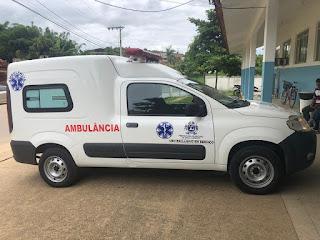 O veículo é totalmente equipado para atender as demandas nos serviços de emergência