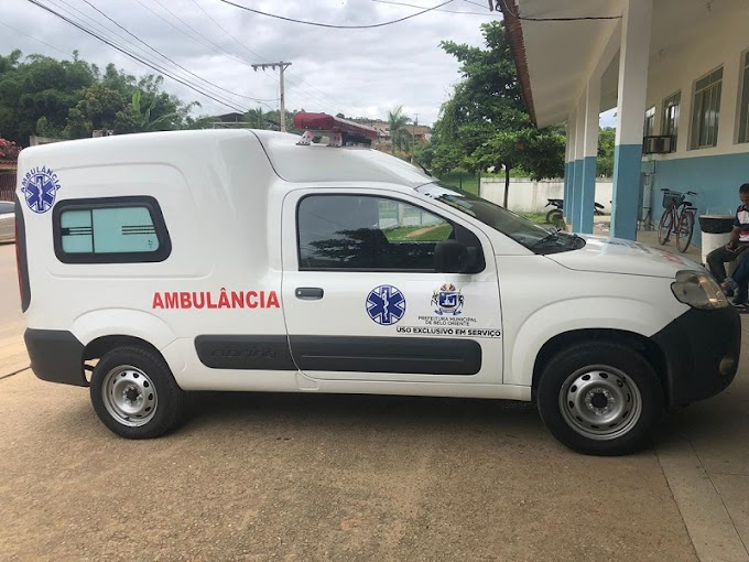 Prefeitura de Belo Oriente adquire nova ambulância