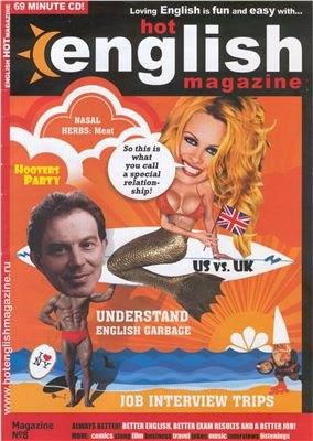 Hot English Magazine - Number 8