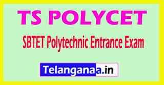 Telangana SBTET Polytechnic Entrance Exam