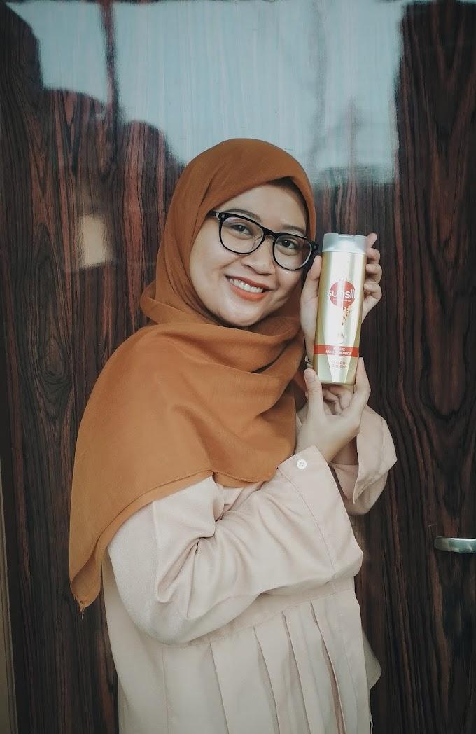 Review : Sunsilk Super Shampoo – Bye Bye Rontok