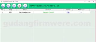 Cara Instal Ulang Advan i5C