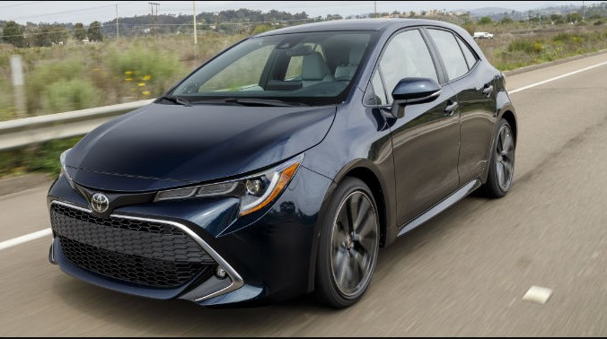 2019 Toyota Corolla Hatchback Availability, Corolla Release Date