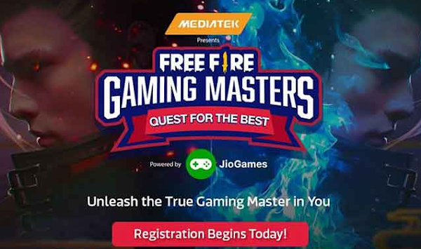 JioGames Garena Free Fire Tournament | Find out how you can register for the new JioGames tournament event