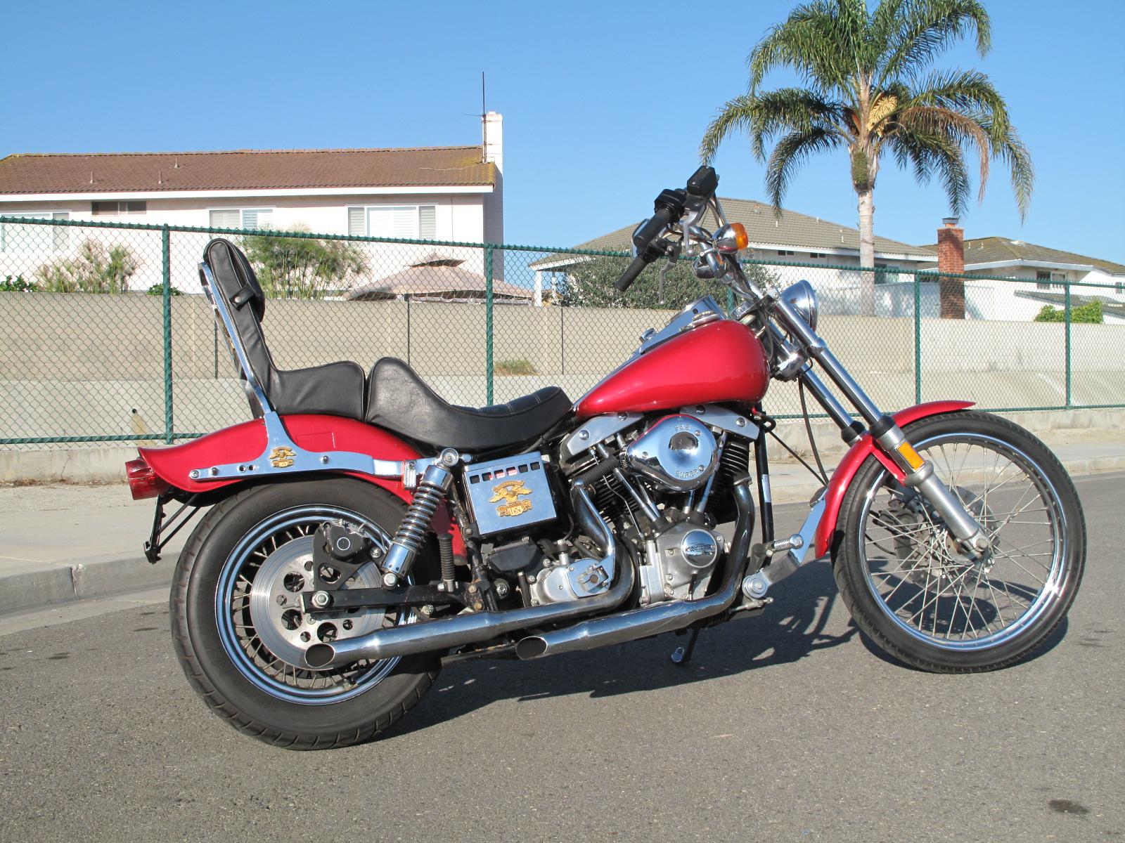 cycle zombies blog: 83 FX Shovelhead For sale