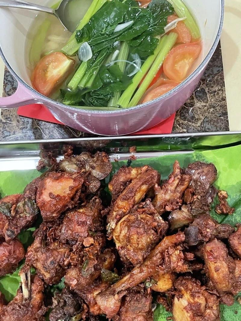 Ayam Goreng Mamak Berempah Sedap Ringkas dan Padu - | CHICKEN DANCE |