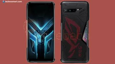 Asus ROG Phone 3 Is Said To Feature Battery Of 6000mAh, Kunai Gamepad And Other Accessories Teases