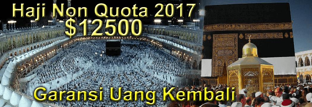 Detil Biaya Umroh 2017 Dalam Rupiah Khazzanah