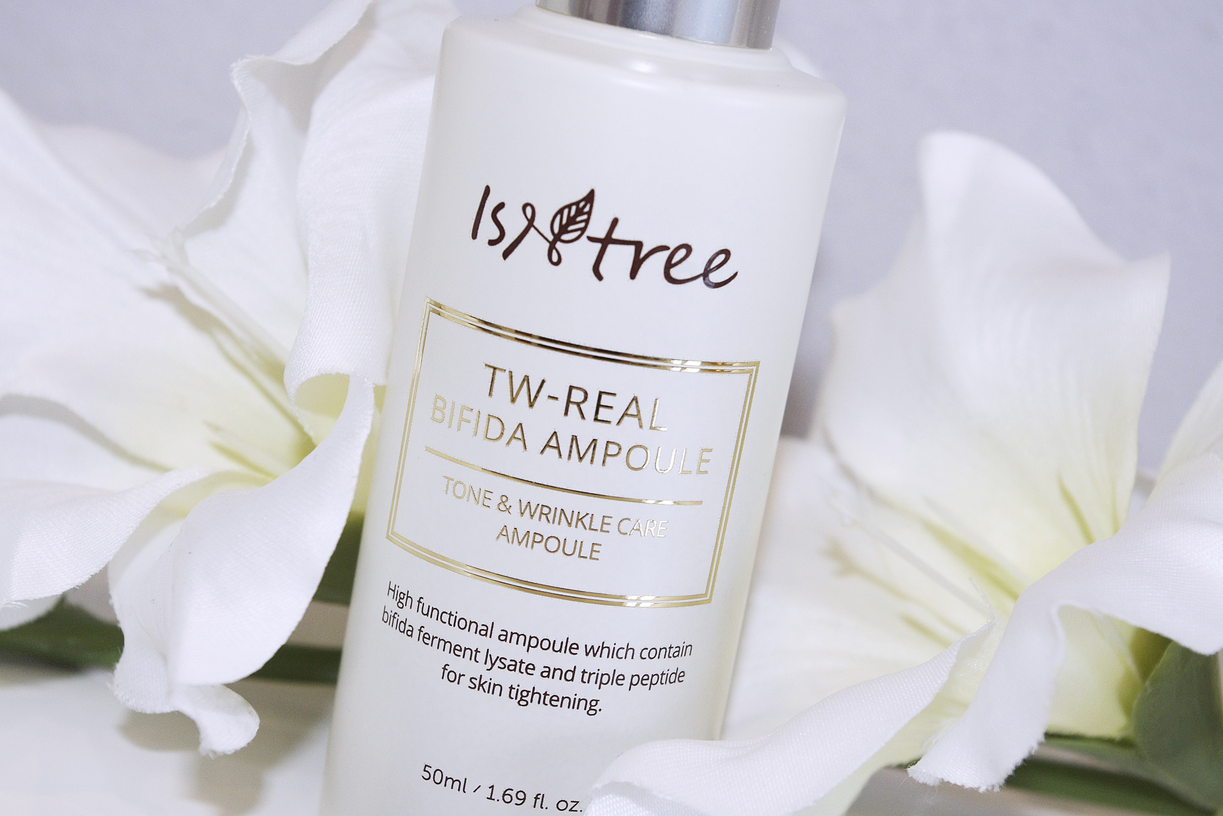 Isntree Tw-Real Bifida Ampoule