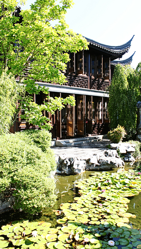 Lan su chinese garden part 1 editing luke - China garden west downtown key west fl ...