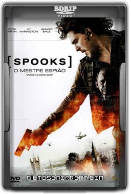Spooks - O Mestre EspiãoTorrent BDRip Dual Áudio 2016