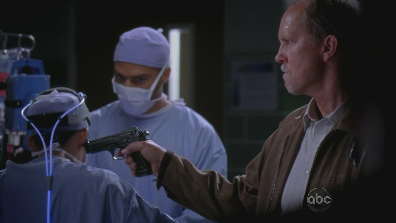 Grey's Anatomy 6x24 Shooter
