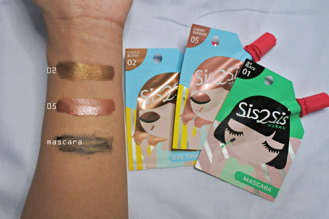 sis2sis review make up murah ala korea