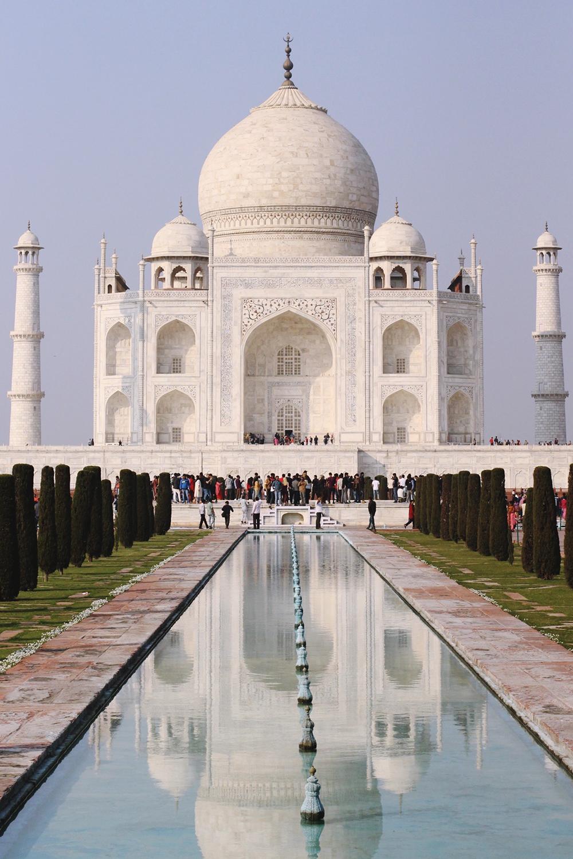 Taj Mahal January 2020
