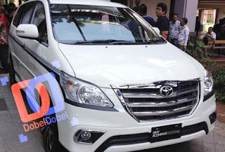 Harga Mobil Toyota New Kijang Innova Baru dan Bekas