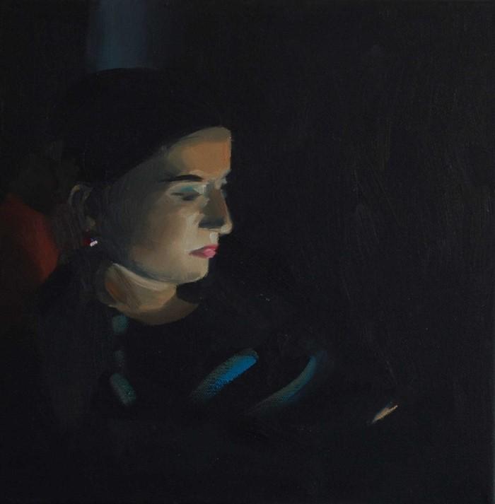 Немецкий художник. Gala Biermann