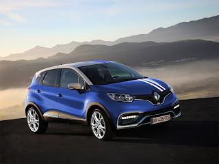 Captur RS Gordini
