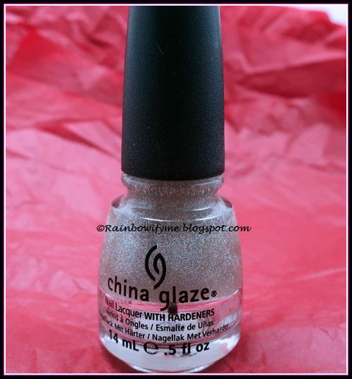 China Glaze: Fairy Dust
