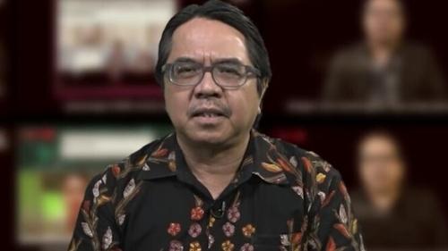Ade Armando: Saya Dukung Orang Hina Presiden Jokowi